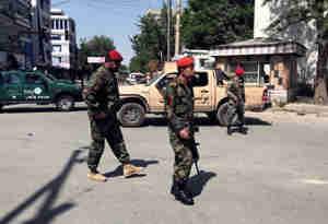 अफगानिस्तान में तीन जगहों पर धमाका, कई लोग घायल